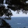Санаторий Ай-Петри - вид на море